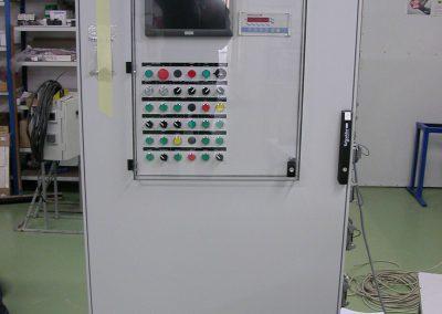 Armoire de commande electrique fermee | FAECE