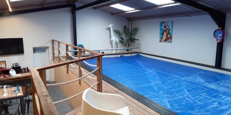 electricite piscine interieure privee | FAECE